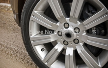 63MM Wheel Center Hub Cap/Cover fit Rover sport vouge evoque LR4 Discovery 2 3 4 Freelander 1 2(China (Mainland))