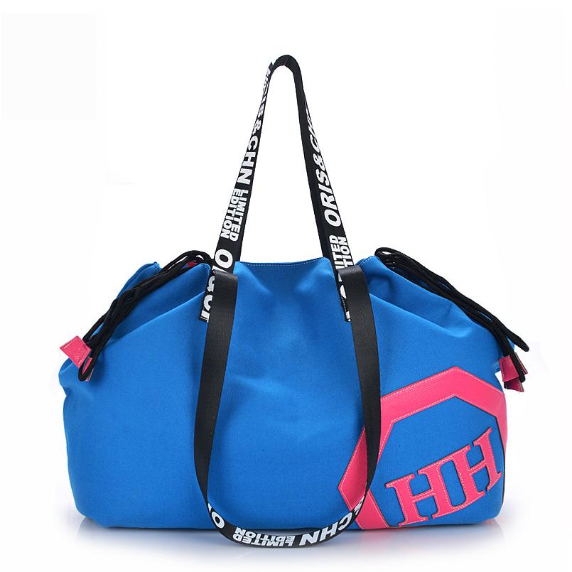 New 2016 Fashion Women Handbag Large capacity Women's Canvas Messenger Bag Ladies Tote Leisure School Book Shoulder Bag for Girl(China (Mainland))