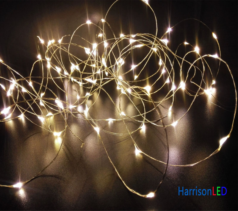 Wholesale 50xwholesale Ultra Thin Invisible Copper Wire Led Fairy String Lights Firefly ...