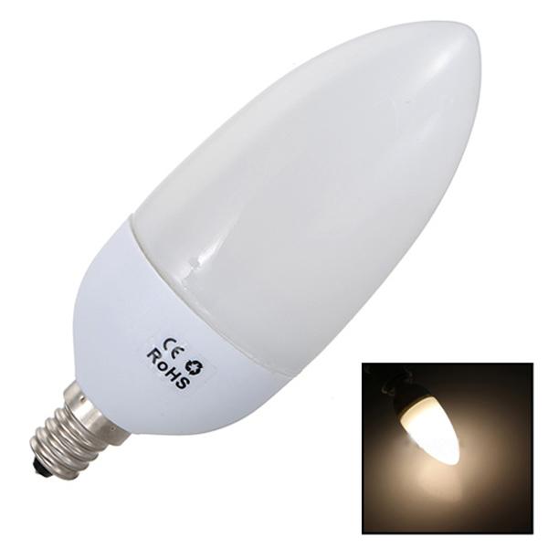Wholesale Price E12 Warm White 12 SMD LED Energy Saving Candle Candelabra Light Home Lamp Bulb 110V-240V<br><br>Aliexpress