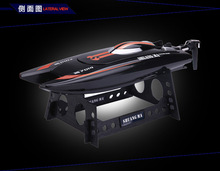 High Speeding Boat Model Electric mini RC Speed Boats RC Speedboat Remote-Control-boats(China (Mainland))