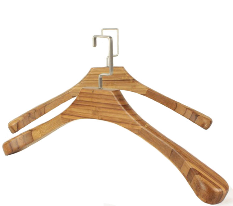 Online buy wholesale bamboo coat hangers from china bamboo for What to do with extra clothes hangers