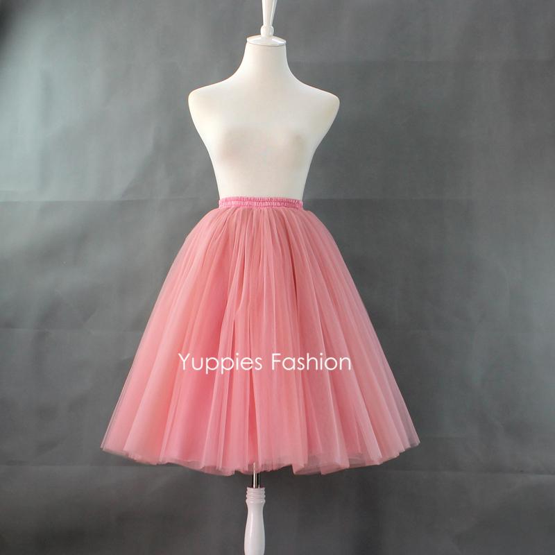 Женская юбка 7 Faldas Saias Jupe