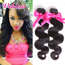 Rosa Hair Products Brazilian Body Wave,7A Brazilian Virgin Hair Body Wave, Unprocessed Brazilian Hair Weave Bundles Human Hair(China (Mainland))