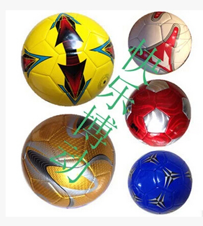 popular Kids soccer Size 3 Big Eye Spider Man Children Football Super man Soccer Toys for kids Free Shipping(China (Mainland))