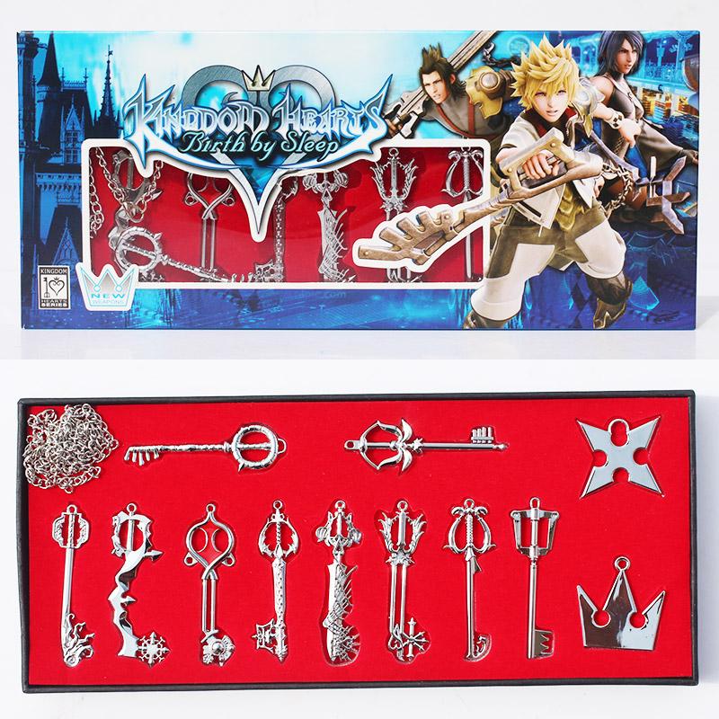 Kingdom Hearts Keyblade Toys 49