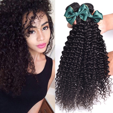 Queen weave beauty brazilian kinky curly 100% human hair extension 8″-30″ cheap brazilian hair 3 pcs lot free shipping