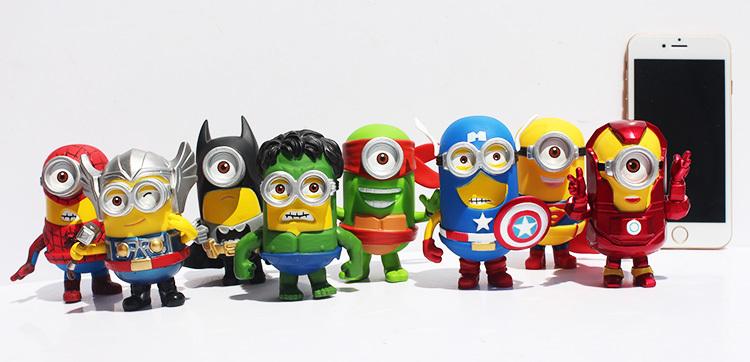 Despicable Minions Avengers | www.pixshark.com - Images ...