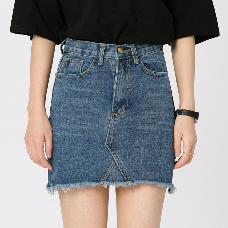 buy wholesale blue jean skirts from china