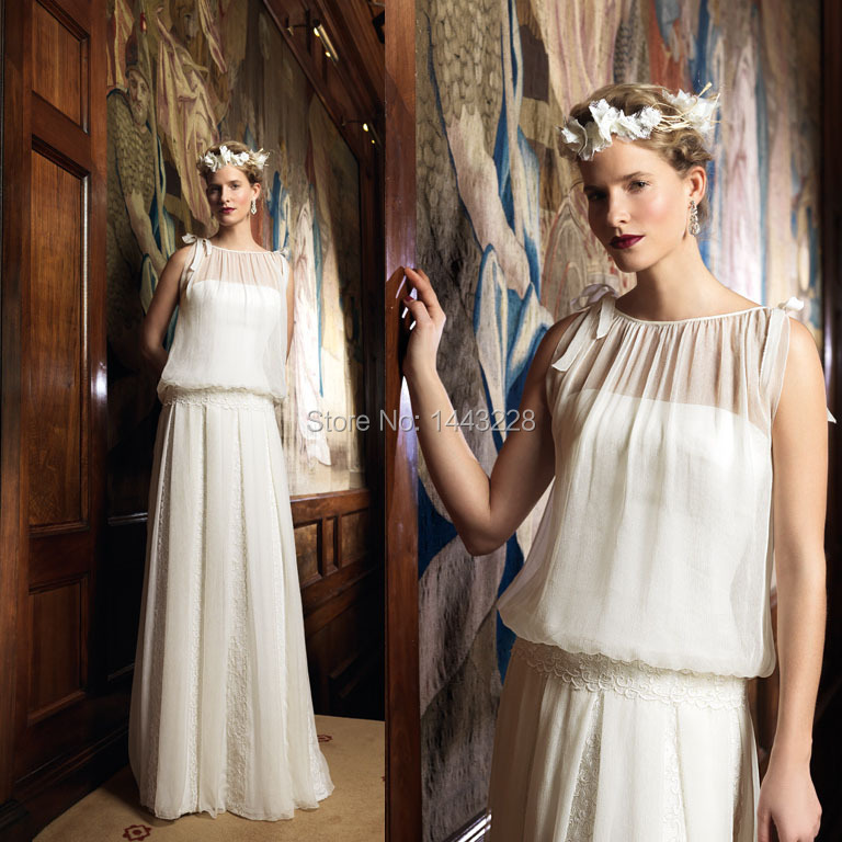 Vintage Hippie Wedding Dresses 1960s Hippie Wedding Dress Boho