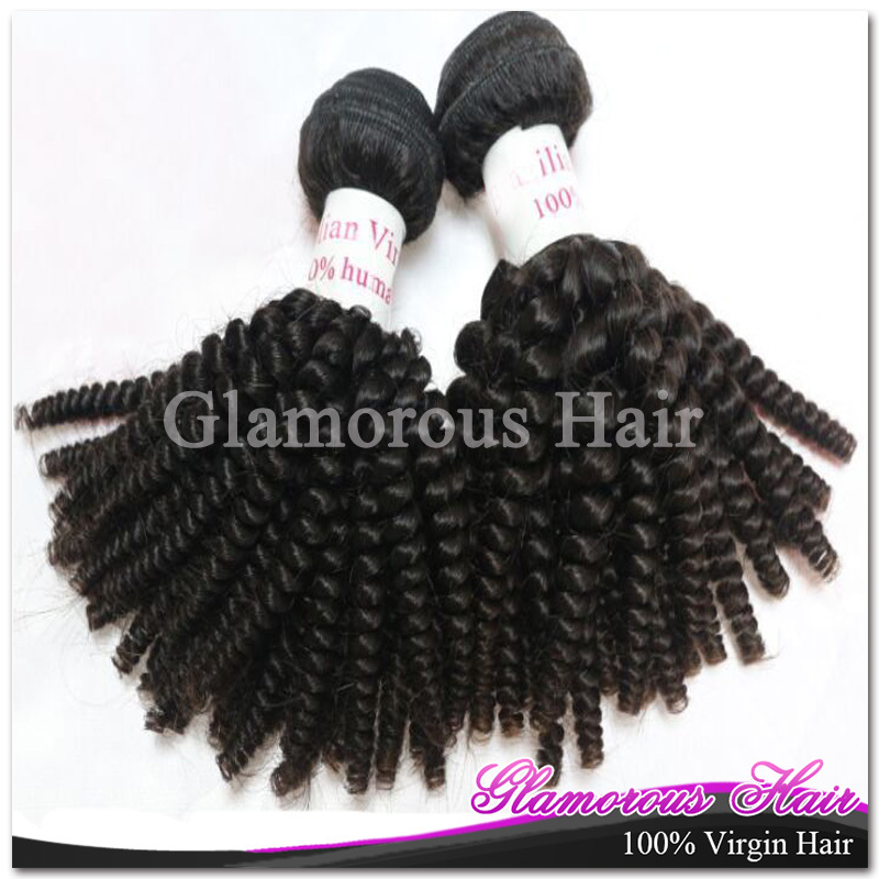 Free Shipping Soft Tangle And Shedding Free 3 Bundles Unprocessed 6A Top Quality Indian Virgin Hair Spiral Curly