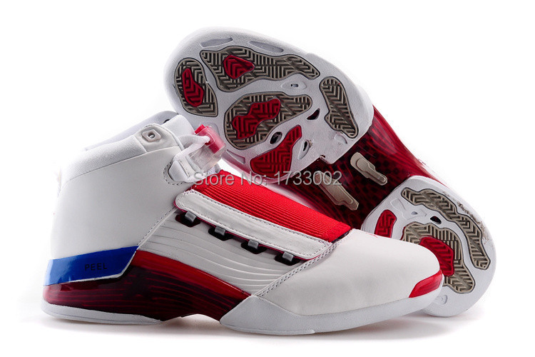Authentic basketball shoes- Wholesale retro 17 Men Basketball authentic Shoes,cheap Men Athletic Shoes 100% High Quality(China (Mainland))