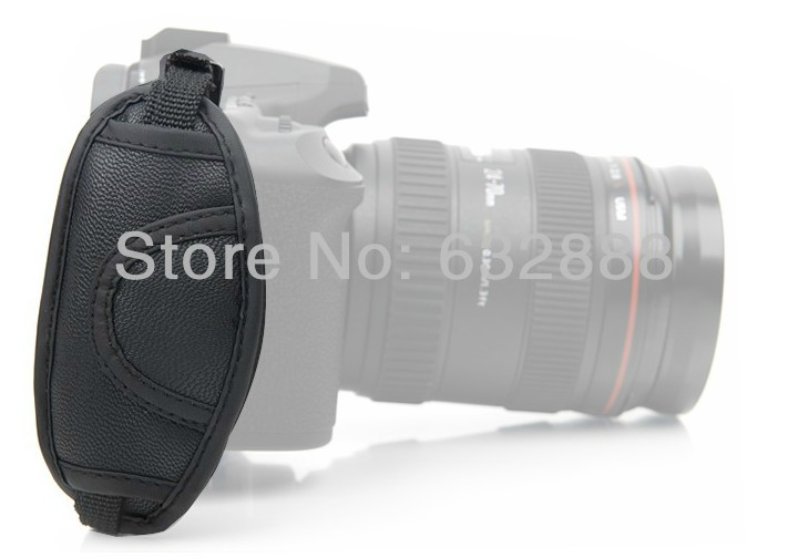 Camera Hand  Strap Grip for Canon 450D 500D 550D 1000D For Nikon D5100 D7000 D3100 D90 D40 Free shipping With Package VIA 10pcs<br><br>Aliexpress
