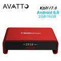 Genuine T95U 16GB Flash Amlogic S912 OCTA Core Android 6 0 Smart TV Box 4K