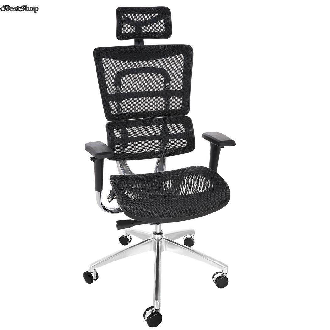 ANCHEER Brand High Quality Modern Adjustable Mesh Executive Office Computer Desk Ergonomic Chair Lift Swivel Chair 22<br><br>Aliexpress