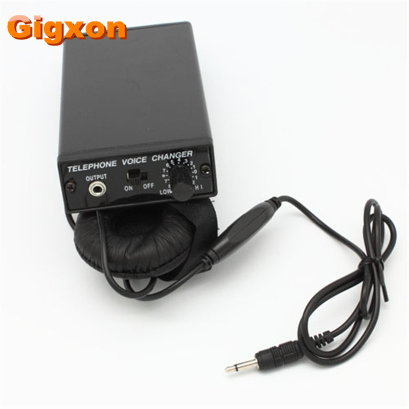 High Quality Telephone Voice Changer(China (Mainland))