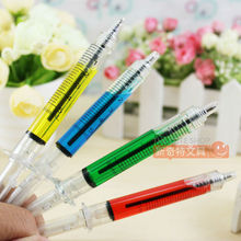 liquid syringe pen promotion