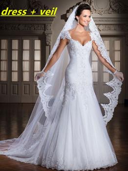 На заказ 2015 Vestido де Noivas новинка спинки аппликации узелок вернуться свадебное платье свадебные платья со съемной поезд