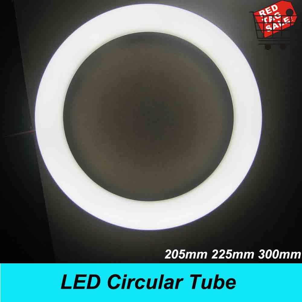 11W T9 led circular fluorescent tube(G10q smd) 205x30mm(China (Mainland))