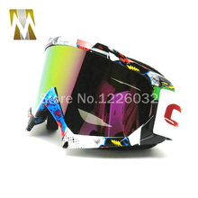 man/women motocross goggles glasses cycling eye ware MX off Road helmets goggles Sport gafas for motorcycle