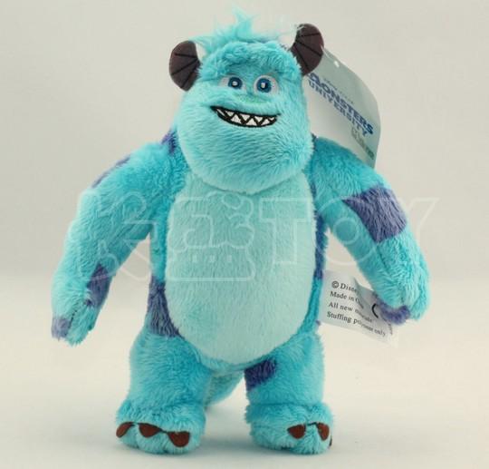 10pcs Monsters Inc Monsters University 20cm=7.9inch Monster Sullivan plush toy for kids gift<br><br>Aliexpress