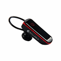 Syllable D50 Wireless Cordless Bluetooth Mini Headphone Ear Hook Earphone With Mic Specially For Drivers Black