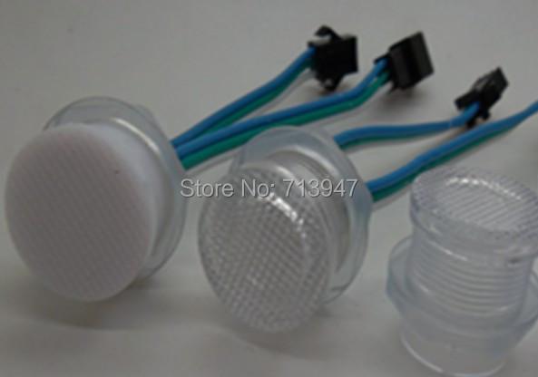20mm DC5V  input UCS1903 pixel led light source LED Pixel light Module 1 LED/String waterproof IP67 free shipping<br><br>Aliexpress