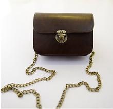 2015 Mini Crossbody Bag New Fashion Chain Shoulder Bag Small Women Pu Leather Messenger Bag