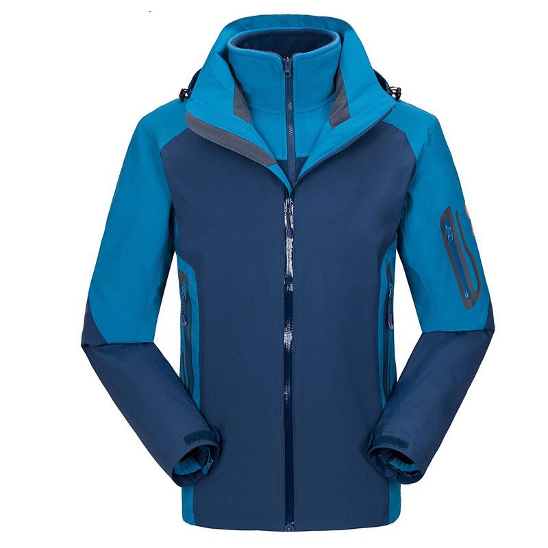Top Quality  Winter Hiking Jacket Male,Windstopper Fleece Jacket Men,Super Waterproof Windproof Outdoor Sport Jackets<br><br>Aliexpress