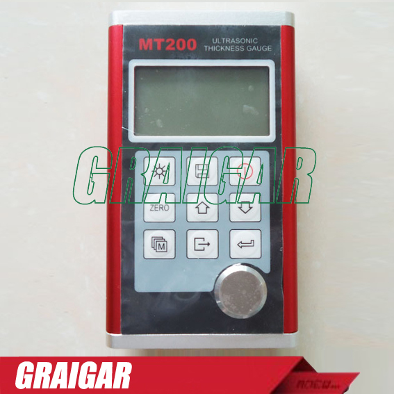 MT200 Ultrasonic Thickness Tester,Free Shipping by fedex,dhl,tnt,ems,ups expresses<br>
