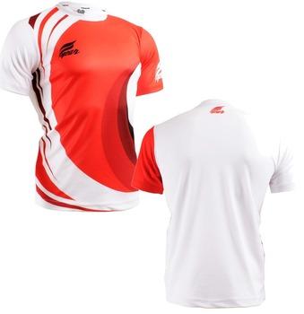 {No. RM-6202} FIXGEAR Tennis Golf T-Shirts Custom Design Printing Men's Sports Tee Crew Neck Short Casual T-shirts S~XXXL