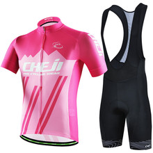Buy Cheji 2016 Mens Short Sleeve Cycling Bike Jersey Ropa Ciclismo Breathable Bicycle Cycling Clothing Maillot Bike Jersey Clothes for $32.28 in AliExpress store