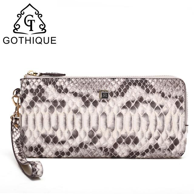 Goths 2013 python skin clutch day clutch bag evening bag women's genuine leather women's handbag