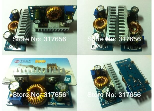 High Power DC 4.5-32V to 5-42V Wide Voltage Regulator Booster Converter Step Up Industrial Power Supply Module(China (Mainland))