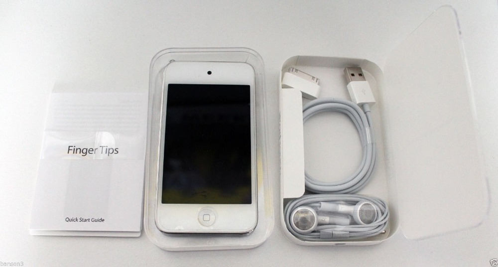 for Apple iPod Touch 4th Generation 32GB white and black Brand new original MP3(China (Mainland))