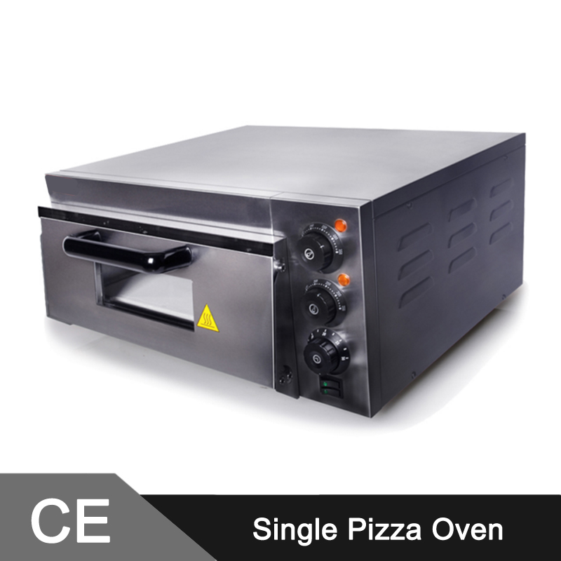 MARCHEF 2Kw Single Electric Pizza Baking Oven_Bread Oven_Commercial Ceramic Stone Deck Oven(China (Mainland))