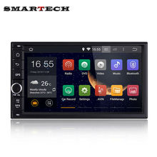 Car radio,7inch HD screen Dual-core Android 4.4 Car GPS car stereo for NISSAN TOYOTA HYUNDA car mp3 player bluetooth Wifi(China (Mainland))