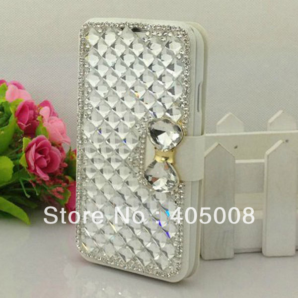 Top Luxury Bling Rhinestone for xiaomi 2a 2s 3 cell mobile phone leather diamond crystal case cover DHL Free shipping 50pcs/lot(China (Mainland))