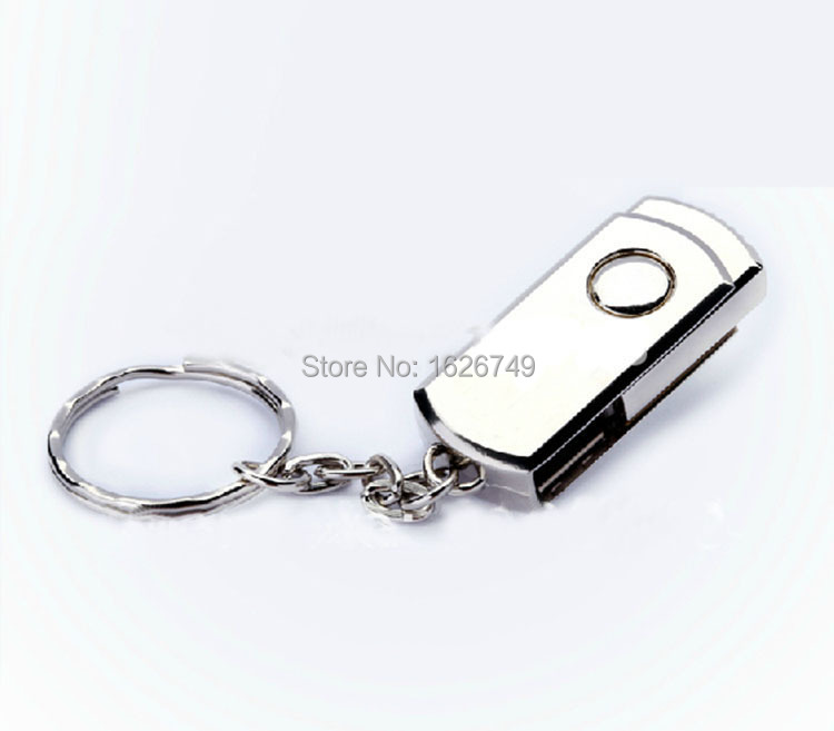 Wholesalel New styleMetal USB Flash 1GB-32GB U Disk USB pen drive 2.0 usb Flash Drive memory stick free shipping(China (Mainland))