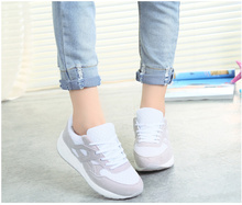 Hot! 2016 New Fashion Spring and summer Women Breathable mesh casual shoes women's jogging shoes