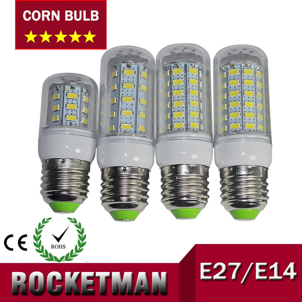 Ultra bright 5730 SMD led lamp 12W 15W 18W 25W E27 LED Bulb 24LED 36LED 48LED 56LED 69LED SMD5730 Lamp light 220V/110V(China (Mainland))