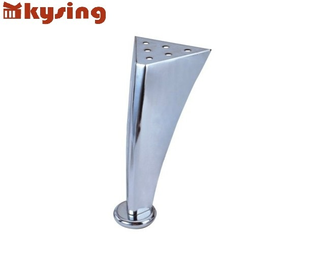 Free shipping genuine quality 17cm high sofa iron legs coffee table cabinet bed hardware feet