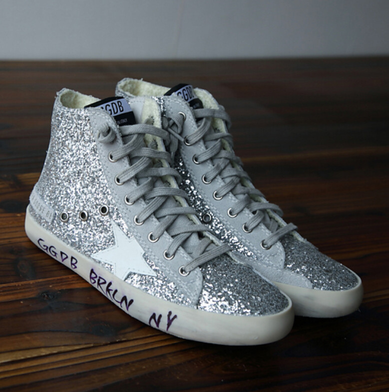 Golden goose 2015 spring autumn star style finishing retro high-top womens shoes casual lovers design GGDB fashion sneakers<br><br>Aliexpress