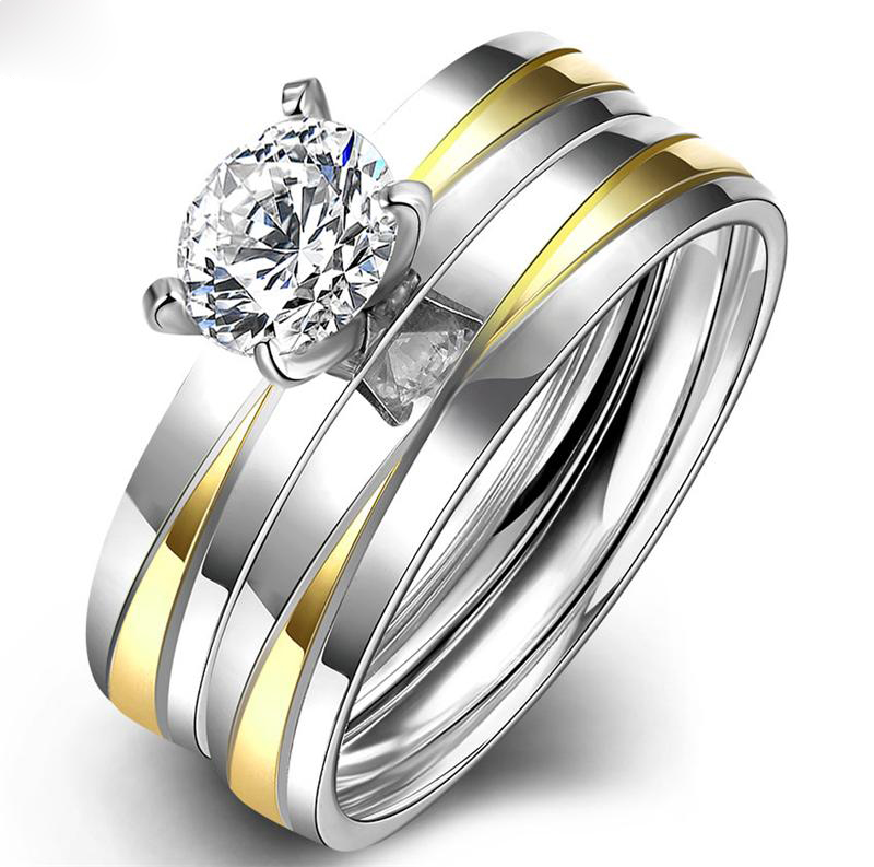 Popular Couples Promise Rings-Buy Cheap Couples Promise