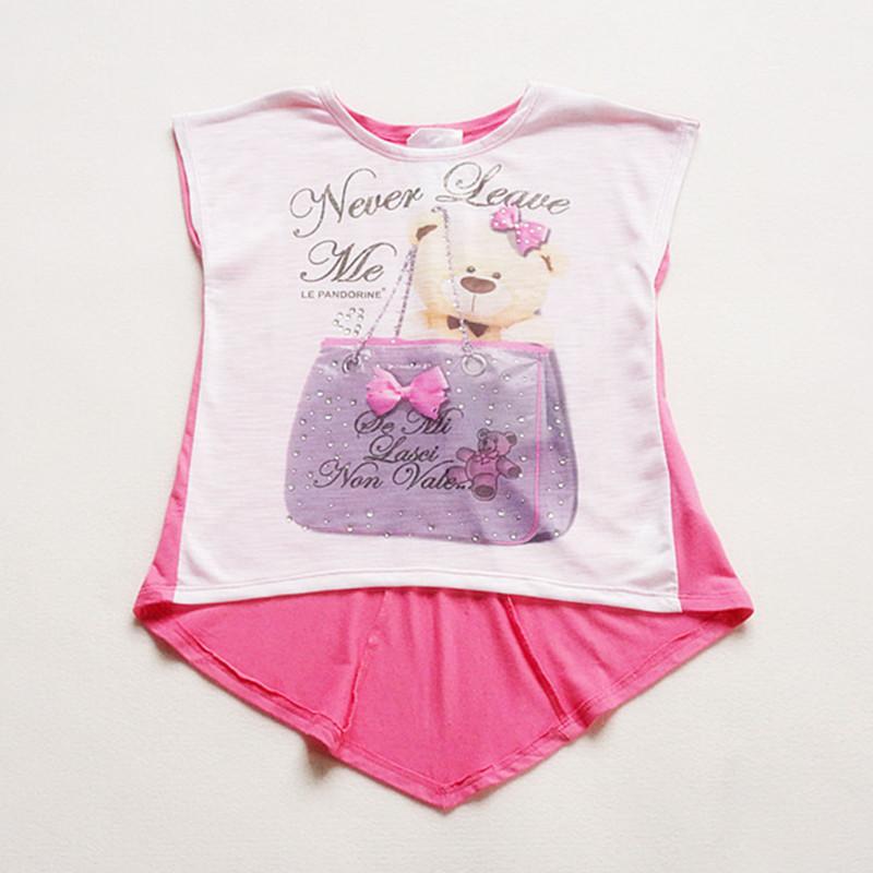 Italy Brand Girls Tees T-shirt SZ 4-14<br><br>Aliexpress