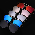 New Polarized Sunglasses Fashion Bright Retro Driving Mirrored Eyewear Classic Outdoor High quality