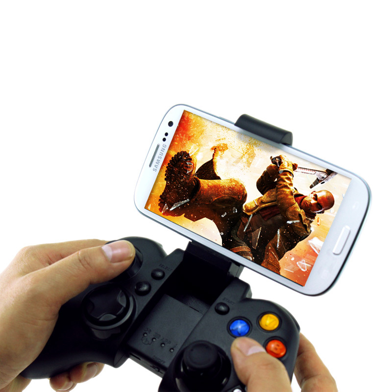 IPEGA Game Controller Wireless Bluetooth Double Controller Gamepad Joystick for Android Phone/Pad/Android Tablet PC TV BOX(China (Mainland))