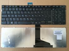 New German keyboard for Toshiba Satellite C50 C50D C50-A C55D L50 L50-A S50 C70 L70 L850 laptop keyboard German layout black