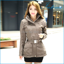 Free shipping 2016 Spring new authentic Lady Jackets casual jacket and long sections mountaineering outdoor camping supplies
