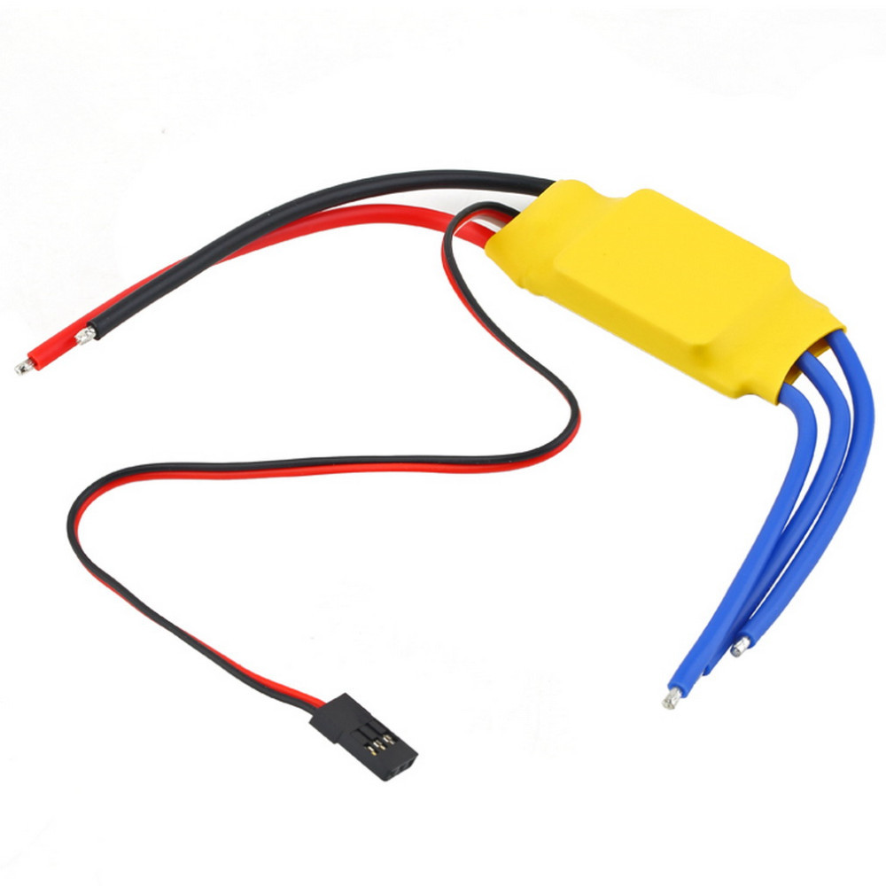 New Hot! 1pcs RC BEC 30A ESC Brushless Motor Speed Controller free shipping— I403
